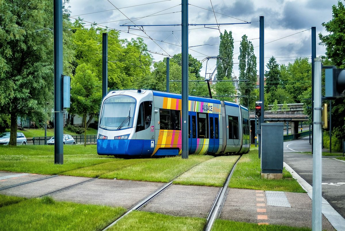 Tram-train Mulhouse
