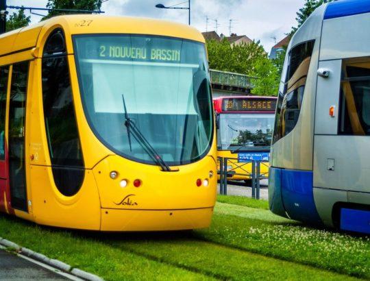 Tram Mulhouse