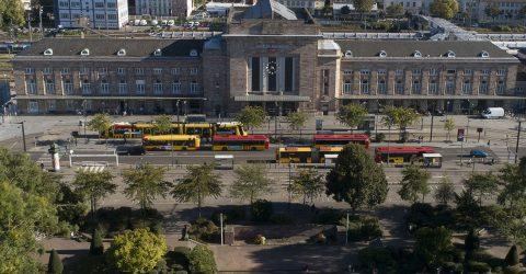 Infrastructure de transport à Mulhouse