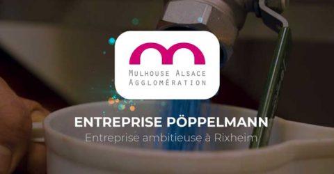 Entreprise Poppelman à Rixheim