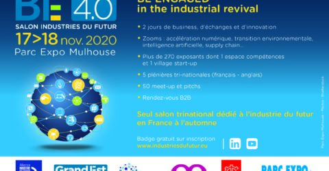 Animations au salon BE 4.0 : structurez votre transformation digitale
